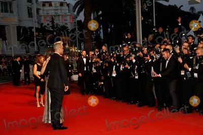 Ayda Fields Photo - Singer Robbie Williams and Wife Ayda Field Attend the Premiere of the Sea of Trees at the 68th Annual Cannes Film Festival at Palais Des Festivals in Cannes France on 16 May 2015 Photo Alec Michael