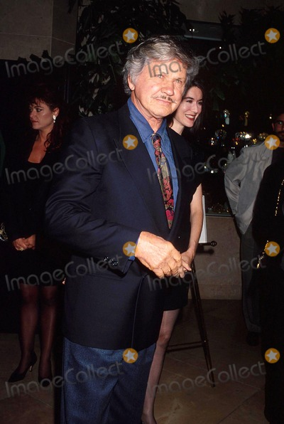 Kim Weeks Photo - 1992 Charles Bronson_kim Weeks Photo by Michael FergusonGlobe Photosinc Charlesbronsonretro