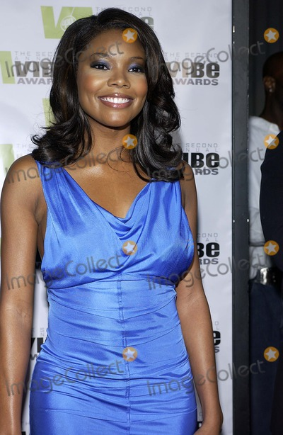 Gabrielle Union Photo - 2nd Annual Vibe Awards Arrivals on Upn at Barker Hangar in Santa Monica California 111404 Photo by Valerie GoodloeGlobe Photos Inc 2004 Gabrielle Union