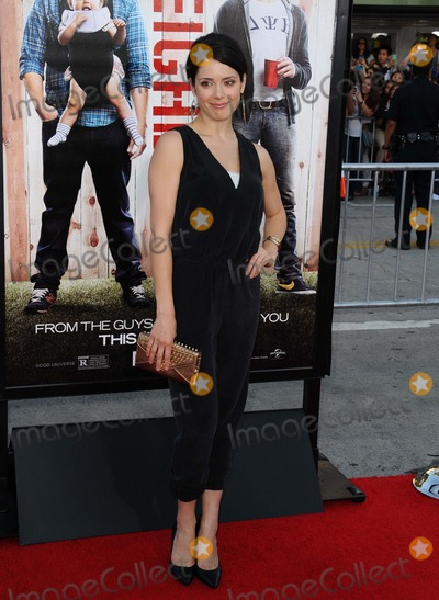 Ali Cobrin Photo - Ali Cobrin attending the Los Angeles Premiere of Neighbors Held at the Regency Village Theater in Westwood California on April 28 2014 Photo by D Long- Globe Photos Inc