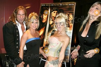 Austyn Moore Photo - Pirates World Premiere Starring Jesse Jane Egyptian Theatre Hollywood CA 09-12-2005 Photo Clinton Hwallace-photomundo-Globe Photos Inc Evan Stone Austyn Moore Jesse Jane and Janine