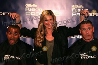 Andrew Johns Photo - TONY PARKER ERIN ANDREWS  JOHN CENA promote Gillettes Fusion ProGlide and announce winners of the Ultimate Summer Job contest at Good Units at the Hudson Hotel NYC 06-15-2010 Photos by Rick Mackler Rangefinder-Globe Photos Inc2010TONY PARKER ERIN ANDREWS  JOHN CENA K65184RM