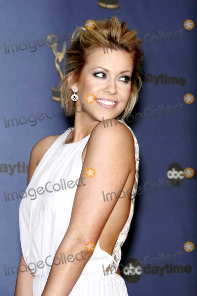 Farah Fath Photo - Farah Fath - 33rd Annual Daytime Emmy Awards - Press Room - Kodak Theater Hollywood California - 04-28-2006 - Photo by Nina PrommerGlobe Photos Inc 2006
