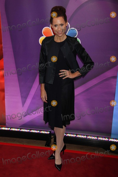 Minnie Driver Photo - Minnie Driver of About a Boy at NBC Upfront Red-carpet at Radio City Music Hall 5-13-2013 Photo by John BarrettGlobe Photos