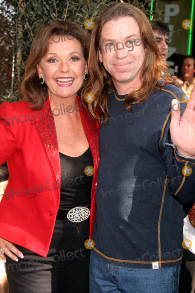 Dawn Wells Photo - Sherwood Schwartz Honored with Star on Hollywood Walk of Fame Hollywood Blvd Hollywood CA 030708 Patrick Denver-son of John Denver with Dawn Wells Photo Clinton H Wallace-photomundo-Globe Photos Inc