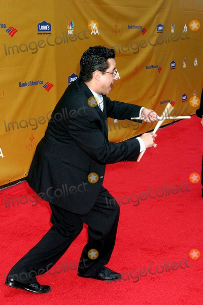 Tito Puente Photo - Apollo Theatre Foundations 70th Anniversary Benefit Celebration Apollo Theatre  New York City 03282004 Photo Rick Mackler  Rangefinders  Globe Photosinc 2004 Tito Puente Jr