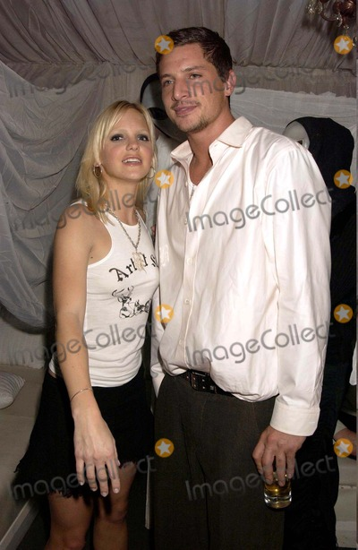 Simon Rex Photo - 053875 01202004 Stars of the Movie Anna Faris and Simon Rex -Scary Movie 3 Movie Premiere Party Where the Party Had an Alien Theme Held at Tantra Nightclub in Soho London