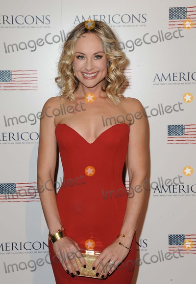 Alyshia Ochse Photo - Alyshia Ochse attending the Los Angeles Special Screening of Americons Held at the Arclight Theater in Hollywood California on January 22 2015 Photo by D Long- Globe Photos Inc