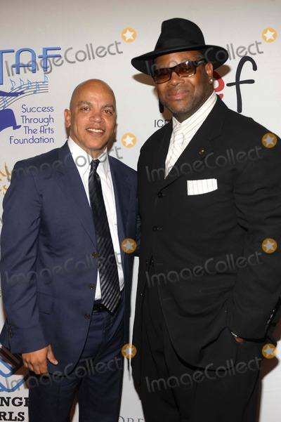Jimmy Jam Photo - DREAM  BELIEVE ACHIEVE AN INSPIRATIONAL GALA PRESENTED BY CITI CELEBRATING THE WORK OF CHALLENGERS BOYS  GIRLS CLUB ICEF PUBLIC SCHOOLS THROUGH THE ARTS FOUNDATION AT THE SKIRBALL CENTER IN LOS ANGELES CALIFORNIA  ON OCTOBER 21 2008JIMMY JAM HARRIS AND RICKEY MINORPHOTO BY LEMONDE GOODLOE-GLOBE PHOTOS INC  2008K60151LG