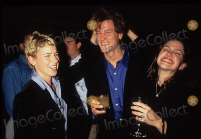 Traylor Howard Photo - Hedy Burress with Traylor Howard and Vincent Vintresca NBC Press Tour Party 1997 Photo by Lisa Rose-Globe Photos Inc