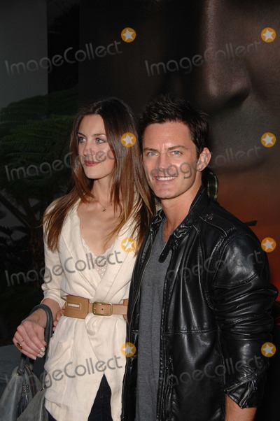 Ariel Fox Photo - Ariel Fox and Brandon Johnson During the Premiere of the New Movie From Dreamworks Pictures Fright Night Held at the Arclight Hollywood Cinemas on August 17 2011 in Los Angeles Photo Michael Germana - Globe Photos Inc
