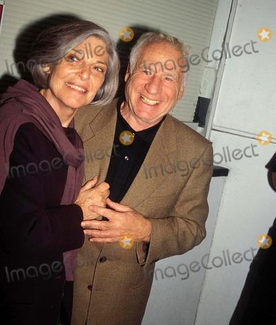 Anne Bancroft Photo - Anne Bancroft and Mel Brooks 1999 Photo by Michelson-Globe Photos