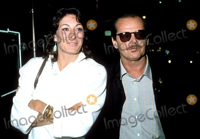 Angelica Houston Photo - Jack Nicholson_angelica Houston Photo ByGlobe Photos Inc