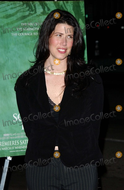 Melissa Fitzgerald Photo - Los Angeles Premiere of Hbo Film Sometimes in April at the Writers Guild of America Theater Beverly Hills CA 03-10-2005 Photo by Fitzroy BarrettGlobe Photos Inc 2005 Melissa Fitzgerald