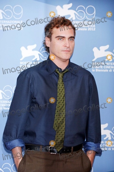 Joaquin Phoenix Photo - Joaquin Phoenix the Master - Photo Call 69th International Venice Film Festival Venice Italy September 01 2012 Roger Harvey