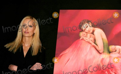 Anne Geddes Photo - Celine Dion Announces Miracle a Cddvd Book Release Sony Building New York City 10122004 Photo by Paul SchmulbachGlobe Photos 2004 Photographer Anne Geddes Who Worked with Dion on the Book