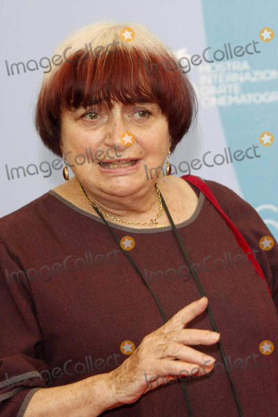 Agnes Varda Photo - 65th Venice Film Festival Les Plages Dagnes Photocall Venice Italy 09-03-2008 Photo by Alec Michael-Globe Photos Inc2008 Agnes Varda