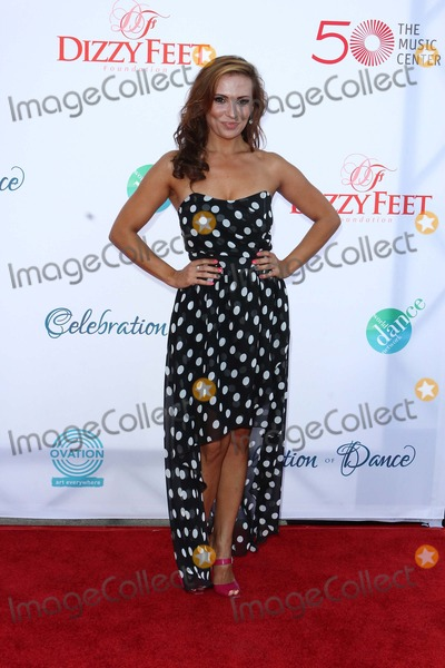 Anya Garnis Photo - Anya Garnis attends Dizzy Feet Foundations Celebration of Dance Gala on 19th July 2014 at the Music Center Los Angeles Causa Photo TleopoldGlobephotos