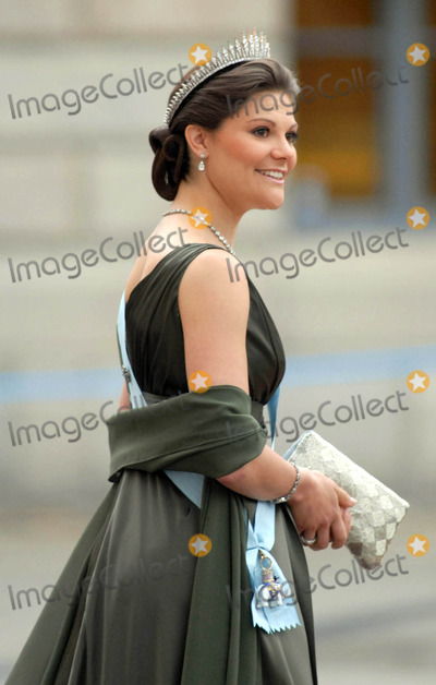 Princess Victoria of Sweden Photo - State Banquet-swedish State Visit-malmo Town Hall Copenhagen Denmark 05-11-2007 Photo by Ricardo Ramirez-richfoto-Globe Photos Inc Princess Victoria of Sweden