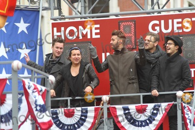 American Authors Photo - The 88th Annual Macys Thanksgiving Day Parade  American Authors