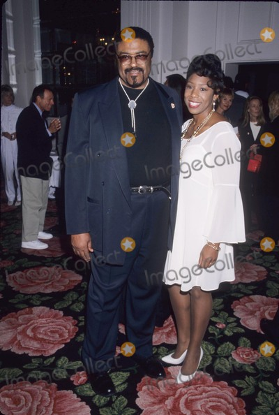 Rosey Grier Photo - Rosey Grier with Wife at Help Luncheon Hilton Beverly Hills Ca 1998 K12599mr Photo by Milan Ryba-Globe Photos Inc
