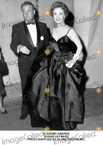Susan Hayward academy award