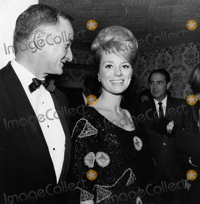 Inger Stevens Photo - Inger Stevens with Ruppert allensupplied by Globe Photos Inc