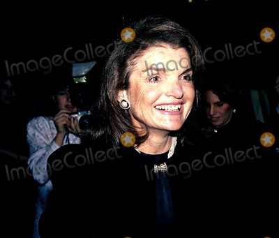 Jacqueline Kennedy Onassis Photo - Jacqueline Kennedy Onassis Photo Byadam ScullGlobe Photos Inc Jacquelinekennedyonassisretro