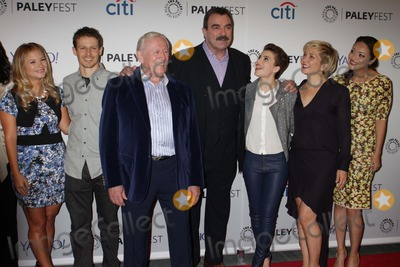 Amy Carlson Photo - Vanessa Reylen Carioutom Sellecksami Gayleamy Carlsonmarica Ramirez For Blue Blood Paleyfest Panel at Paley Center For Media 10-18-2014 John BarrettGlobe Photos