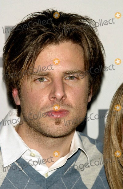 James Roday Photo - USA Network Upfront the Modern NYC 03-26-2008 Photo by Ken Babolcsay-ipol-Globe Photos Inc 2008 James Roday