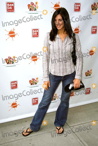 Jenna Morasca Photo - 10th Annual Kids For Kids Celebrity Carnival at the Industria Superstudio in New York City 09202003 Photo John B Zissel Ipol Globe Photos Inc 2003 Jenna Morasca