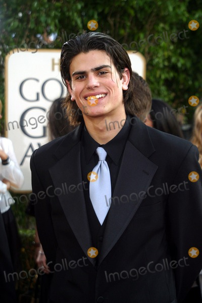 AJ Lamas Photo - Golden Globe Award Arrivals Beverly Hills Hilton Beverly Hills CA 011903 Photo by Nina Prommer  Globe Photos Inc 2003 Aj Lamas