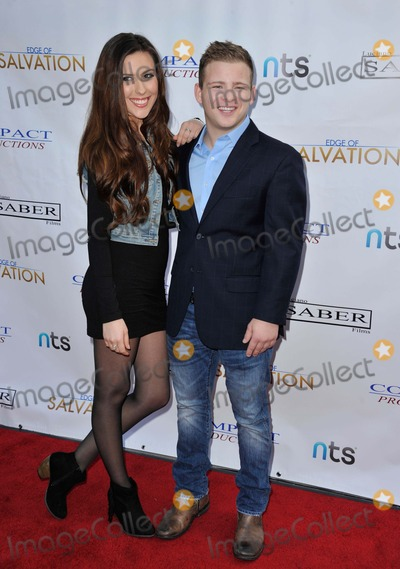 Edge Photo - Jonathan Lipnicki attending the Los Angeles Premiere of Edge of Salvation Held at the Arclight Theater in Hollywood California on December 6 2012 Photo by D Long- Globe Photos Inc