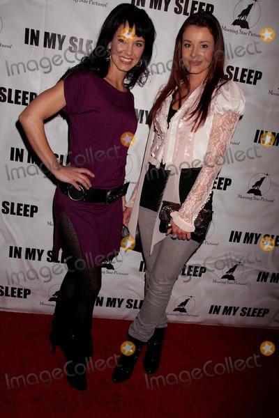 Serah DLaine Photo - in My Sleep Los Angeles Premiere Arclight Hollywood Hollywood CA 04152010 Serah Dlaine and Amie Barsky Photo Clinton H Wallace-photomundo-Globe Photos Inc