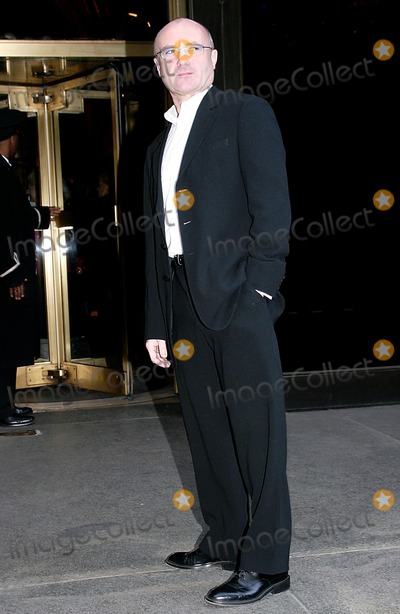 Phil Collins Photo - the American Thearte Wings Annual Spring Gala Honoring Matthew Broderick and Nathan Lane Was Held at Cipriani on 42nd Street New York City 04-10-2006 Photo Barry Talesnick-ipol-Globe Photos Inc 2006 Phil Collins