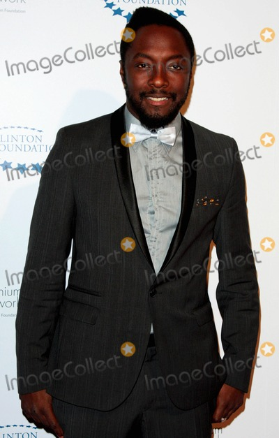 William J Clinton Photo - Will I Am attends the William J Clinton Foundation Millennium Network Event Held at the Roosevelt Hotel in Hollywood California on April 30 2009 Photo by David Longendyke-Globe Photos Inc 2009