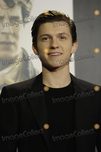 Tom Holland Photo - Tom Holland -En el corazn del Mar- (In the heard of the sea) premiere at MAdrid Premiere Week 2015 in Madrid
