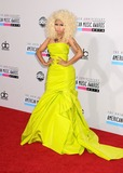 Nicky Minaj,Nicki Minaj Photos - 18 November 2012 - Los Angeles California - Nicki Minaj 40th Anniversary American Music Awards - Arrivals held at Nokia Theatre LA Live Photo Credit Byron PurvisAdMedia