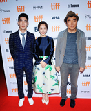 Photo - 17 September 2016 - Toronto Ontario Canada - Um Tae-goo Han Ji-min and Kim Jee-woon The Age Of Shadows Premiere during the 2016 Toronto International Film Festival held at The Princess of Wales Theatre Photo Credit Brent PerniacAdMedia