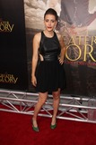 Abby Miller Photo - For Greater Glory Los Angeles Premiere