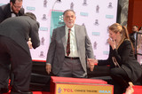 Photos From Francis Ford Coppola Hand and Foot Print Ceremony