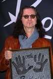 Rush,Geddy Lee Photo - RUSH Inducted Into Guitar Centers RockWalk