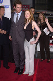Kip Pardue Photo -  Kip Pardue and Rose McGowan at the premiere of Warner Brothers Driven at the Chinese Theater Hollywood 04-16-01