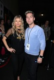 Photo - Fergie Lance Bassat Red Carpet Radio Presented by Westwood One Day 2 Nokia Theater LA Live Los Angeles CA 11-22-14