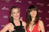 Zooey Deschanel,Kathleen Robertson Photo - Tin Man Premiere