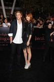 Cody Simpson,Bella Thorne Photo - Twilight Breaking Dawn Part 1 World Premiere