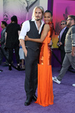 Zoe Saldana,Marco Perego Photo - Guardians of the Galaxy Vol 2 Los Angeles Premiere