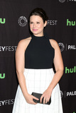 Photo - LOS ANGELES - MAR 26  Katie Lowes at the 34th Annual PaleyFest Los Angeles - Scandal at Dolby Theater on March 26 2017 in Los Angeles CA