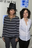 Photo - LOS ANGELES - MAR 3  Linda Perry Sara Gilbert at the An Evening with Women Concert presented by the LA Gay  Lesbian Center at the Roxy Theater on March 3 2014 in West Hollywood CA