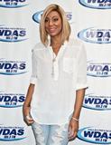 Photos From Tamar Braxton Visits WDAS